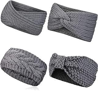 6pk 6er-Pack elastische Haarb/änder Under Armour Damen UA Mini Headbands rutschfeste Stirnb/änder f/ür Frauen im praktischen 6er-Set