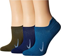 Everyday Plus Lightweight Training No Show Socks 3-Pair Pack