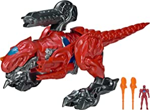 Power Rangers Movie T-Rex Battle Zord with Red Ranger