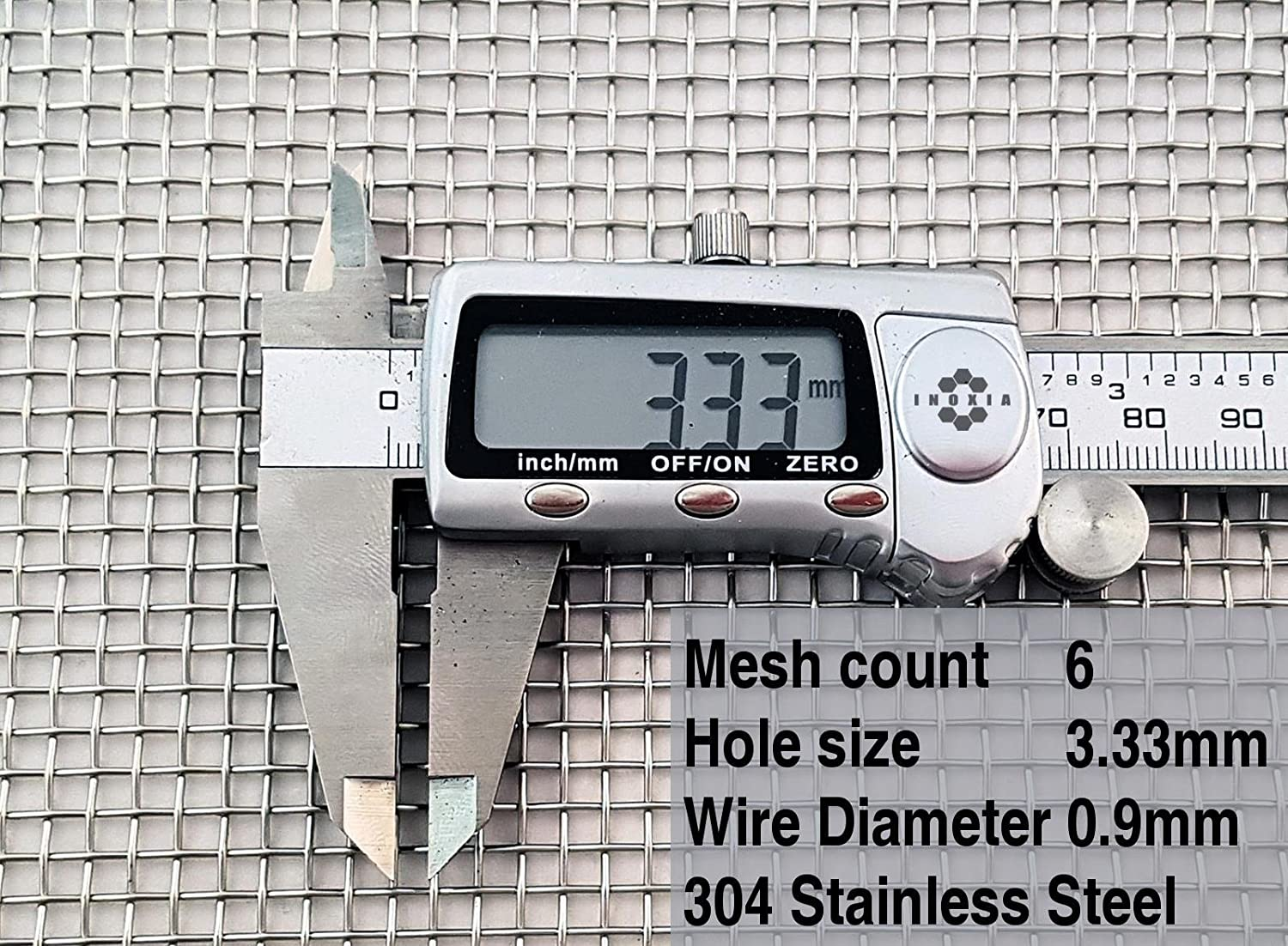 6 Mesh Ranking TOP17 Stainless Steel for Heater Sale item Guard Size Safety Sa - Guard;