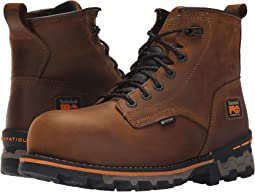 "Timberland PRO 6"" Boondock Composite Safety Toe Waterproof Boot"