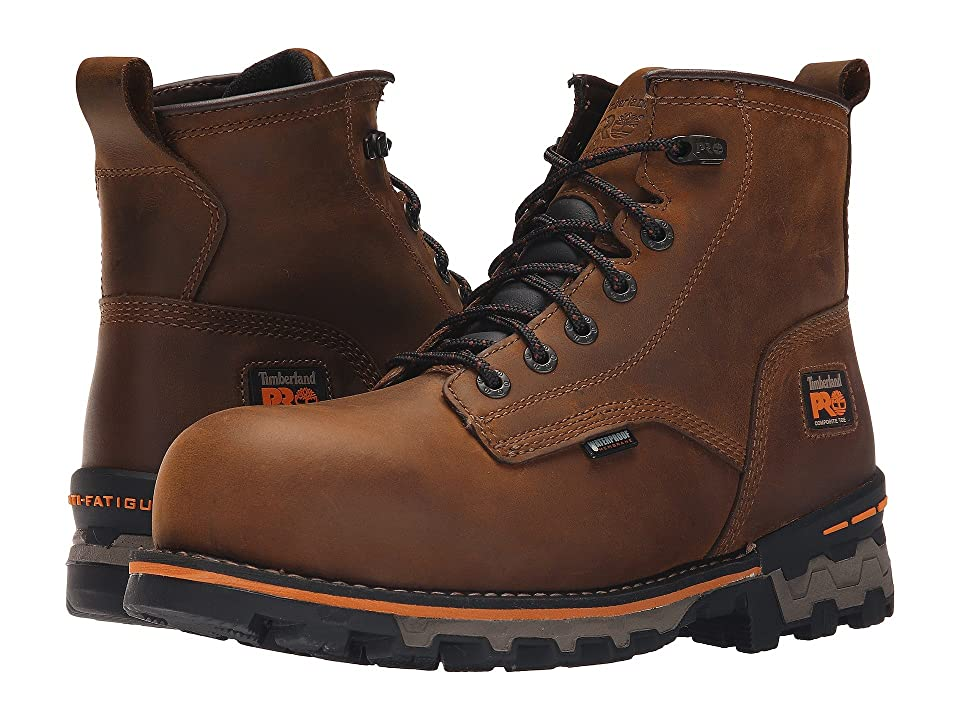 Timberland PRO - Timberland PRO 6 Boondock Composite Safety Toe Waterproof Boot