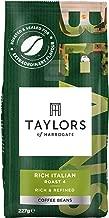 Taylors of Harrogate Rich Italian Coffee Beans 227 g (Pack of 3)