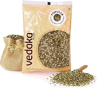 Vedaka Popular Green Moong Split/Chilka, 1 kg