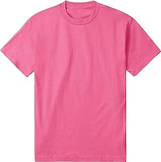 Best solid men's round neck t shirt Reviews