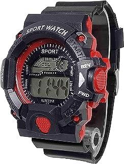 Sport Watch For Boys Digital Rubber - 56