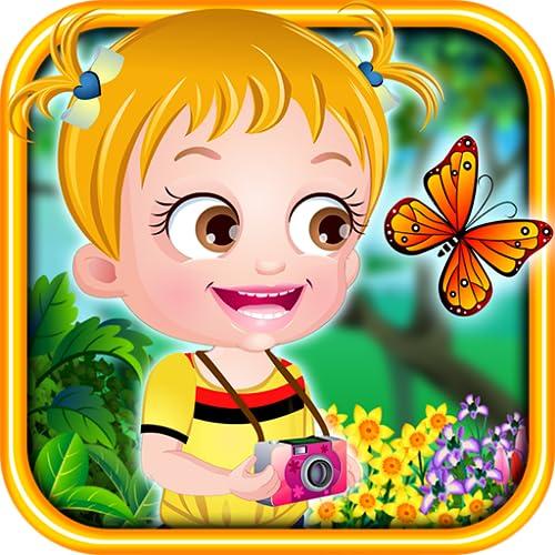 Baby Hazel Nature Explorer game for kids