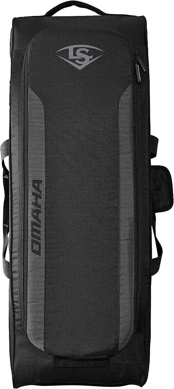 Louisville Slugger Omaha store Rig Bag Wheeled Deluxe