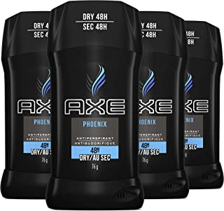 AXE Deodorant Stick, Phoenix 3 oz (Pack of 4)
