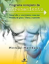 Programa completo de entrenamiento (Musculación) (Spanish Edition)