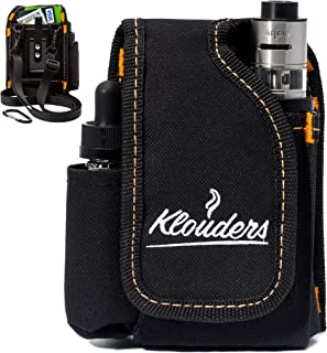 Vape Case Accessories Vapor Pouch for Travel Carrying Bag Holder to Carry Your Vape Box..