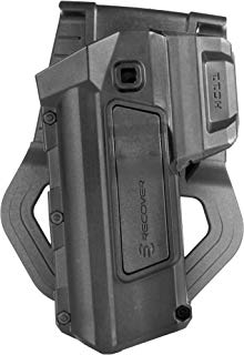 ReCover Tactical HC11 Universal Accessory Holster for the CC3H & CC3P Grip and Rail System - Passive Retention