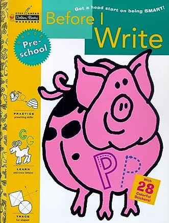 Before I Write (Preschool) (Step Ahead)