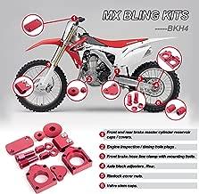 TARAZON CNC Red Bling Kits Kit for Honda CRF450R CRF 450 R 2009-2015