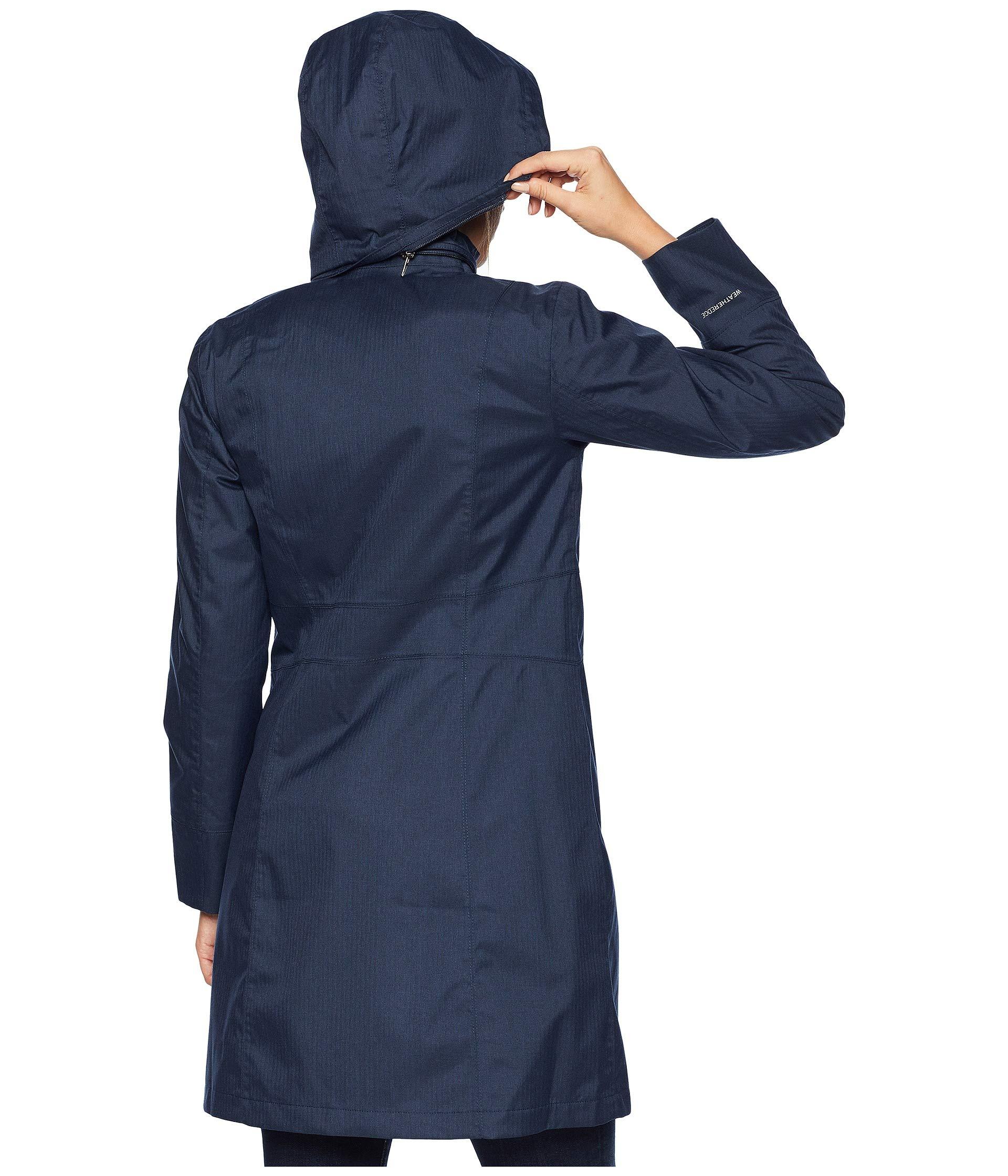 Coat Girl The Bauer On Trench Deep Eddie Indigo Go® qvS7Z7c