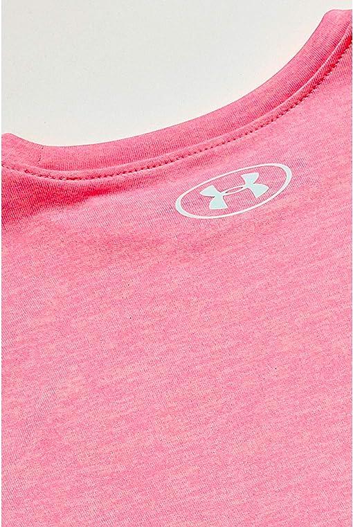 Pink Craze Medium Heather/White