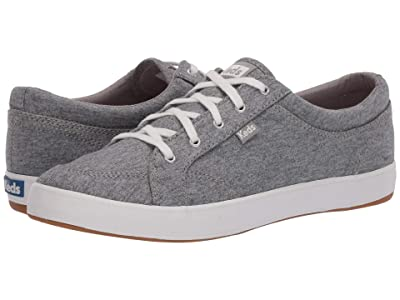 Keds Center Jersey (Light Gray) Women