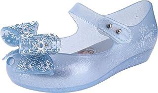 ميني ميليسا ألترا جيرل فروزن القوس أحذية للبنات الصغار