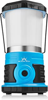 Blazin' Sun 800   Brightest LED Lanterns Battery Operated   Hurricane and Emergency Storm Light (Frosted)