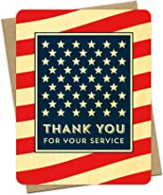 product image for American Thank You Card by Night Owl Paper Goods