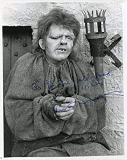Anthony Hopkins ACADEMY AWARD autograph, signed vintage photo