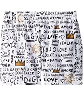 Dolce & Gabbana Kids - Regular Boxer (Toddler/Little Kids)
