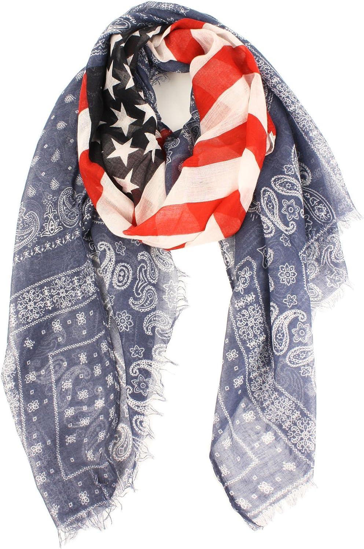 Perisin Paisley Popular product Patriotic US America Flag S Stripes OFFicial Summer Stars