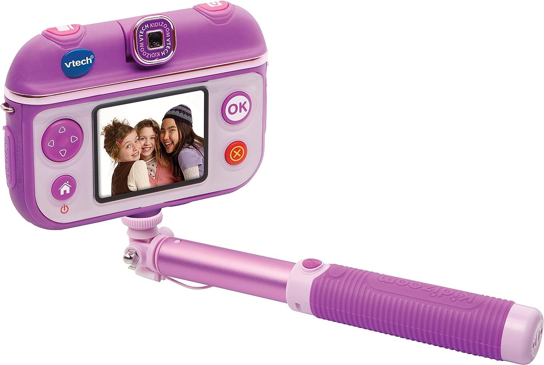 precios al por mayor VTech - - - Selfie CAM Kidizoom para Niños, cámara de Fotos, Color Morado, versión Francesa  Tienda de moda y compras online.