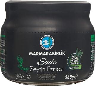 Marmarabirlik 340 Gr Cam Zeytin Ezmesi Sade