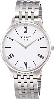Tissot Men's Tradition - T0634091101800 White One Size