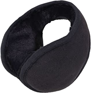 Men/Women Winter Outdoors Ultra-Soft Plush Faux Fur Earmuffs