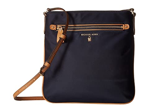 e16a9bbb084e MICHAEL Michael Kors Nylon Kelsey Large Crossbody at Zappos.com