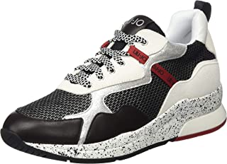 Liu Jo Karlie 35-Sneaker Black, Zapatillas Mujer