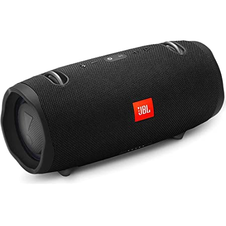 JBL Xtreme 2 Portable Waterproof Wireless Bluetooth Speaker - Black (Renewed)