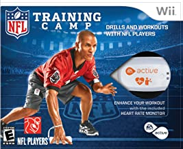 nfl training camp wii
