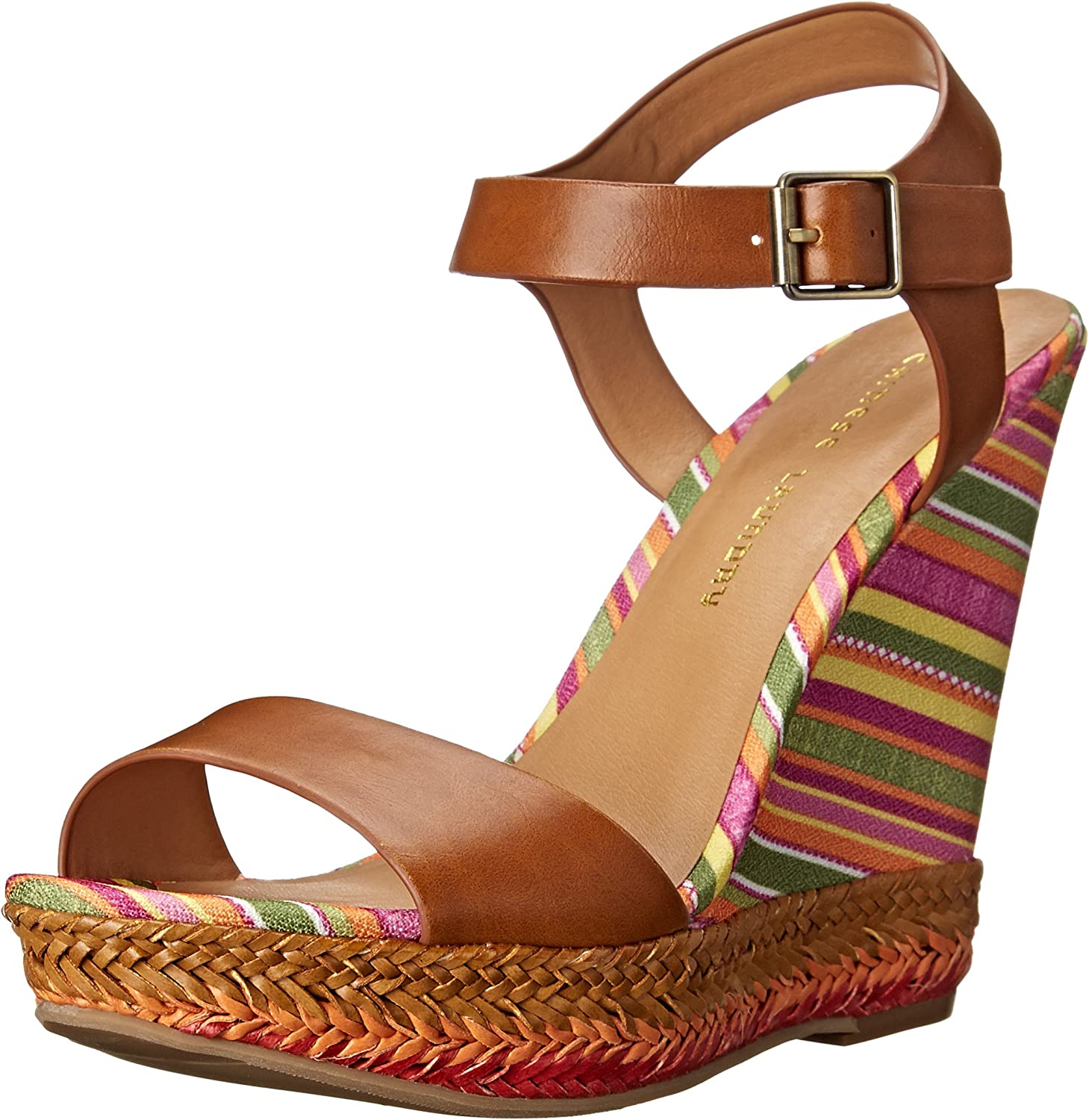 Max 72% OFF Product Chinese Laundry Women's Sandal Mahalo Wedge