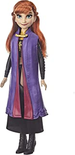 Disney E90235X0 Frozen 2 Anna Fashion Doll With Long Red Hair, Skirt, and Shoes, Anna Toy Inspired by Disney's Frozen 2 Mo...