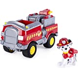 Paw Patrol - Marshall's Forest Fire Truck Vehicle - Figure and Vehicle