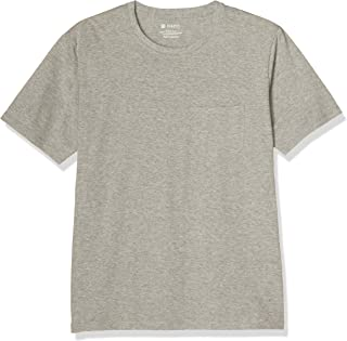 [ナノユニバース] Anti Soaked クルーネック Tシャツ メンズ