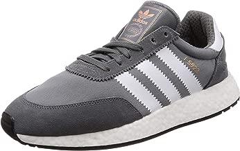 adidas Mens I-5923 Casual Sneakers, Grey, 12.5