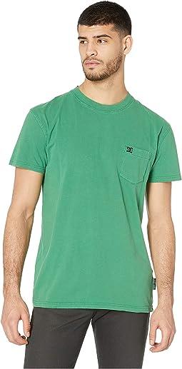 Dyed Pocket Crew T-Shirt