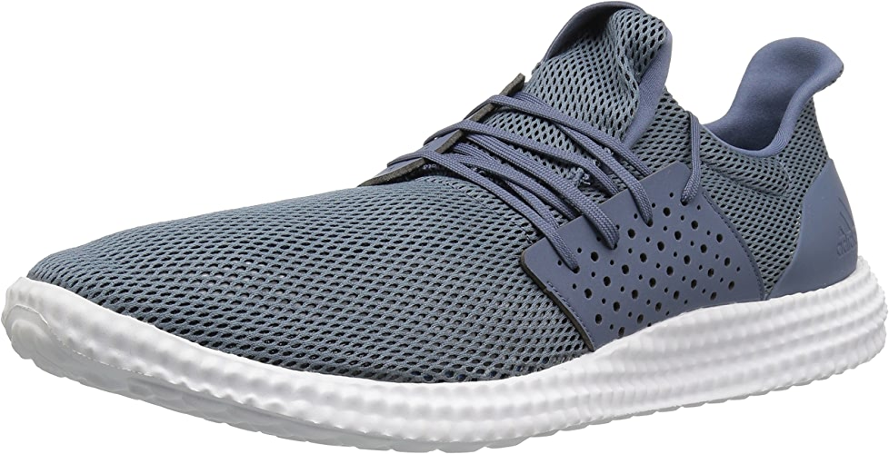 Adidas Athletics 24 7 TR M Cross Trainer, raw Steel core noir, 7.5 M US