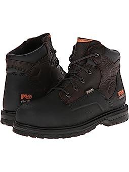 Nike steel toe boots + FREE SHIPPING