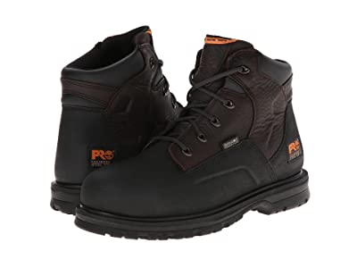 Timberland PRO Power Welt 6 Waterproof Steel Toe (Rancher Brown Oiled Full-Grain Leather) Men