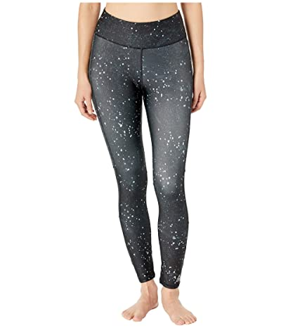 Reebok 7/8 Tights (Black) Women
