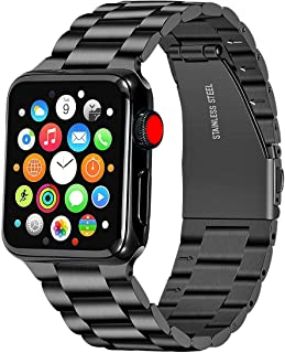 Libra Gemini Compatible for Apple Watch Band 42mm 44mm Replacement Stainless Steel Metal iWatch Band 42mm 44mm