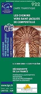 Chemins Vers St-Jacques De Compostelle (French Edition)