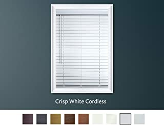 Best bali essentials wood blinds Reviews