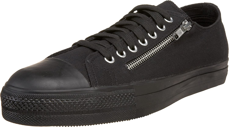 Demonia Deviant-06 - Gothic Punk Industrial Punk Industrial Chucks Sneakers shoes 3,5-12