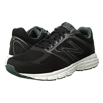 New Balance M460v2 (Black/Faded Rosin) Men